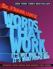 Words That Work _ It's Not What You Say, It's What People Hear ( PDFDrive.com ).pdf