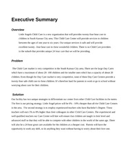 Ent 460 Research Paper- Executive Summary