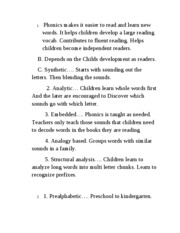 literacy test review
