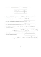MAT1330 Midterm Exam 1 Answers - 2012