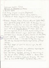 Humanities Lecture Notes Chapter 2 Absolutism in France