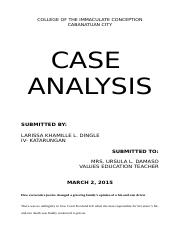 CASE ANALYSIS - val.docx