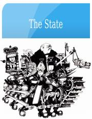 POLS 204 - The State