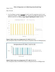 Effect of Temperature on Cellular Respiration Results Page (1).docx