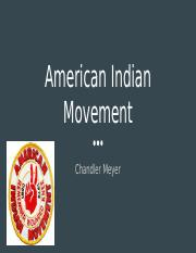 American Indian Movement.pptx