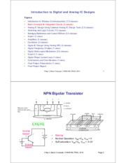 Chap2 Basic Concepts in RFIC Designs