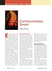 "Chou, ""Communication Smart"""