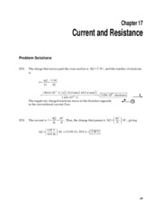 physics 1b ch 17 solutions