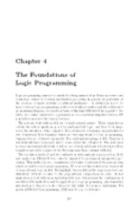 Chapter 4 The Foundation of Programming Logic