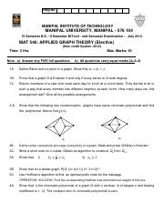 Applied Graph Theory- Elective  (MAT 540) NCS (1).pdf