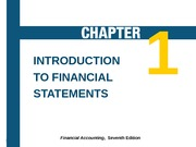 Chapter One-Accounting