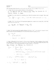 Thermodynamics and Balancing Equations Quiz