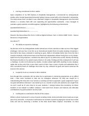 assignmetn 2 essay The assignment is divided into two (2) parts for part i of the assignment (due week 2), you read a book excerpt about critical thinking processes, reviewed the proconorg website in order to gather information, and engaged in prewriting to examine your thoughts.