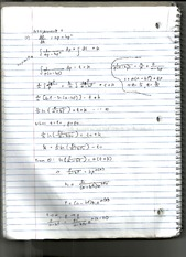 Mathematical Modelling 2014 Semester 2 Assignment 1 solutions