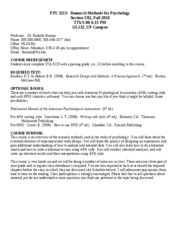 Syllabus_PSY3213 FALL