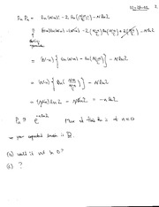 Thermal Physics Solutions CH 3 pg 19