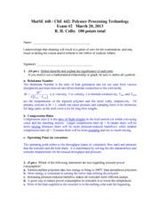 Exam2solution