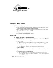 Chapter 20 Review and Answers