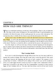Faith_Form_and_Time_What_the_Bible_Teaches_and_Sci..._----_(CHAPTER_4_HOW_OLD_ARE_THINGS_).pdf