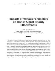Impacts of Various Parameters on Transit Signal Priority Effectiv.pdf