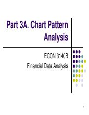 Part 3A. Chart Pattern Analysis