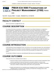 Syllabus - PMAN 634 9080 Foundations of Project Management (2168).pdf