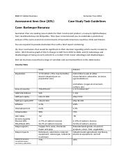 BSB119 Assessment One 2-16 Task Guidelines.docx