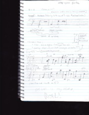 MUSCTH 101 notes - Scale Intervals