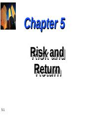 Chapter-5-Risk-and-Return.ppt