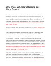 Why We've Let Actors Become Our Moral Guides.docx