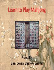 How to play mahjong.pptx