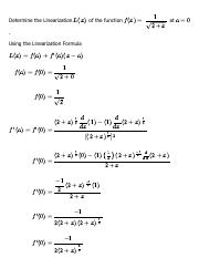 Solution for Chapter 3, 3.9 - Problem 2 - Single Variable Calculus, 6th Edition - eNotes.pdf
