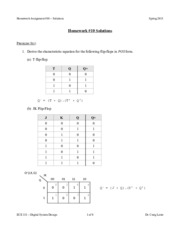ECE 331 - Spring 2015 - HW10 Solutions