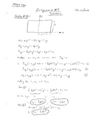 Mech320-Assign-3-Solutions