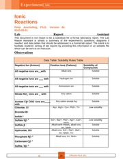 Ionic Reactions lab (3)