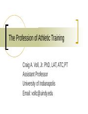 HSCI 101_16 Athletic Training (Voll) (2).pptx