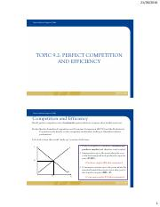 TOPIC 9.2 -PERFECT COMPETITION AND EFFICIENCY - STUDENT VERSION - TC.pdf