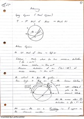 Equinoxes and Circumpolar Stars Lecture Notes