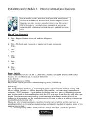 Article_Form-1 INTERNATIONAL SALES MARKETING