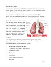 What Is Lung Cancer.docx