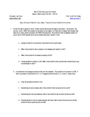 Si - week 3 worksheet