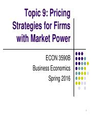 Topic 9_Pricing Strategies for Firms with Market Power.pdf