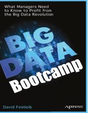 Apress - Big Data Bootcamp - What Managers Need to Know - Feinlab D 2014 - 978-1-4842-0041-4.pdf