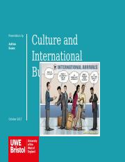 IB Lecture 2 Culture and International Business(1).pptx