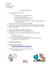 Research Writing Assignment (1)