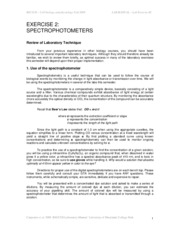 02-Spectrophotometers