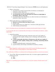 Final Exam Sample Multiple Choice Questions with Answers & Explanations PDF.pdf