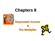 Disposable Income & The Multiplier pt 2