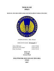 Makalah Pkn Docx Makalah Ppkn Bangsa Negara Serta Hak Dan