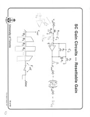 ECE626 Charge injection